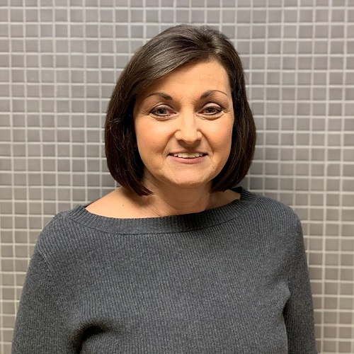 February 2020 Staff Employee of the Month   Mrs. Kathy Krauss